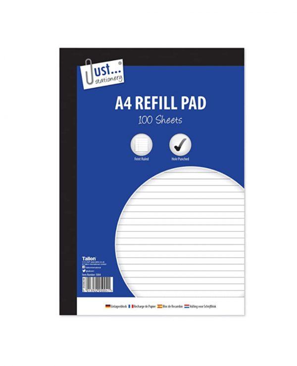 A4 Refill Pad 100 sheets