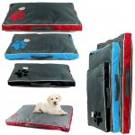 Waterproof Dog mattress cushion in 3 colours and 3 sizes