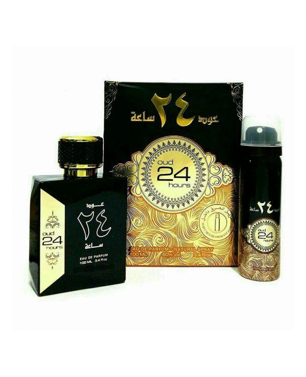 oud 24 ard al zaafaran perfume set