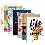 Fashion A4 A5 A6 Notebook-fashion notebook cover, hard back notebooks a4 a5 a6, beautiful notebooks journal