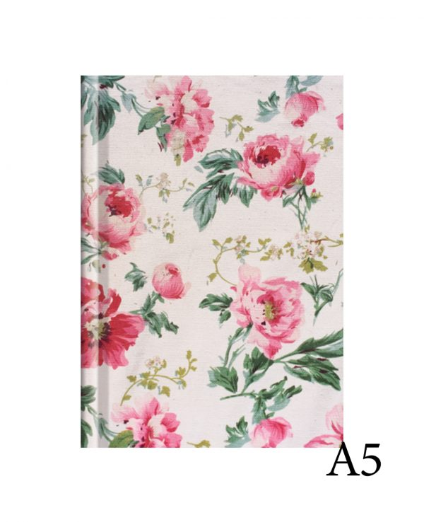 Floral a5-fashion notebook cover, hard back notebooks a4 a5 a6, beautiful notebooks journal