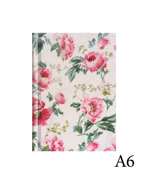 Floral a6-fashion notebook cover, hard back notebooks a4 a5 a6, beautiful notebooks journal