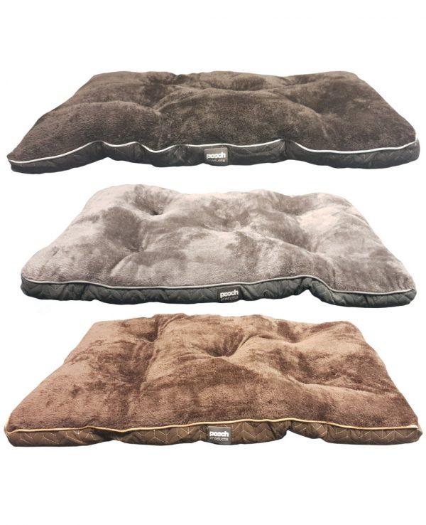 memory foam mattress in 3 colours