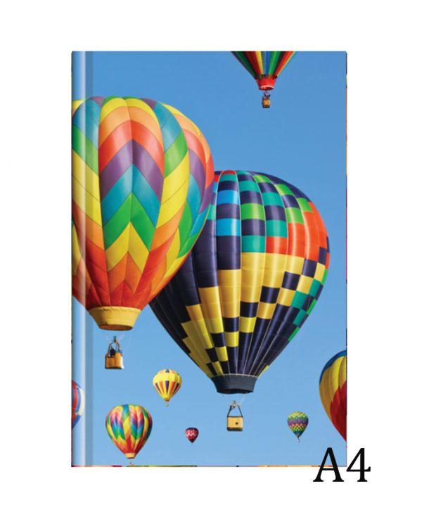 Balloon a4 notebook notebooks