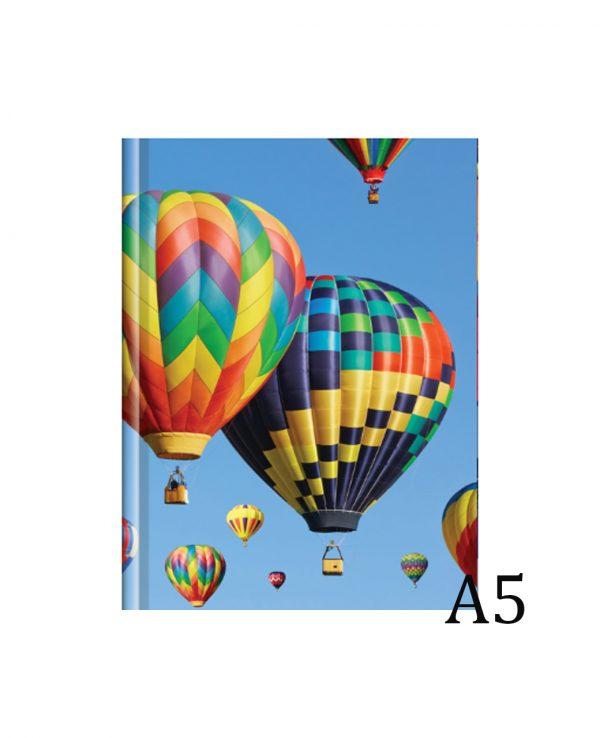balloon a5 notebook notebooks
