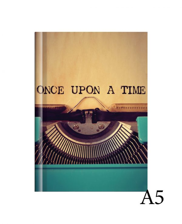 once upon a time a5-fashion notebook cover, hard back notebooks a4 a5 a6, beautiful notebooks journal