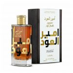 Ameer Al Oud by lattafa- arabian oud perfume, arabic oudh, best arabic perfume for ladies, arabian oud perfume uk, fragrance, best arabian fragrance