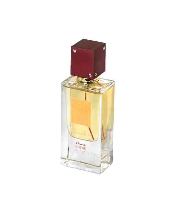 Ana Abiyedh Perfume bottle by lattafa- arabian oud perfume, arabic oudh, best arabic perfume for ladies, arabian oud perfume uk, fragrance, best arabian oud fragrance