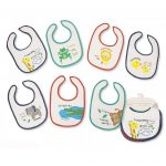 Baby Boy Bib Day of the Week, Baby Bibs Uk, waterproof bibs for babies, best baby bibs for drooling, waterproof drool bibs, bibs for solid food