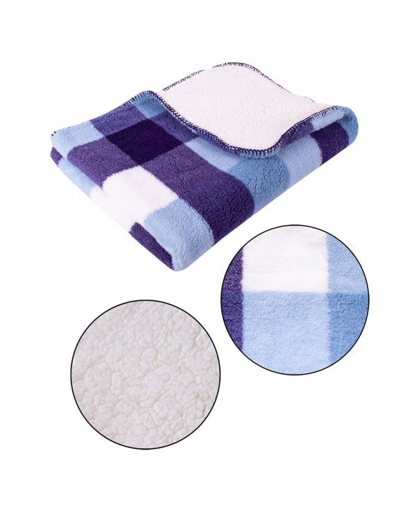 Sherpa Pet Blanket, Sherpa fleece pet balnket, dog fleece blanket, pet blanket 2