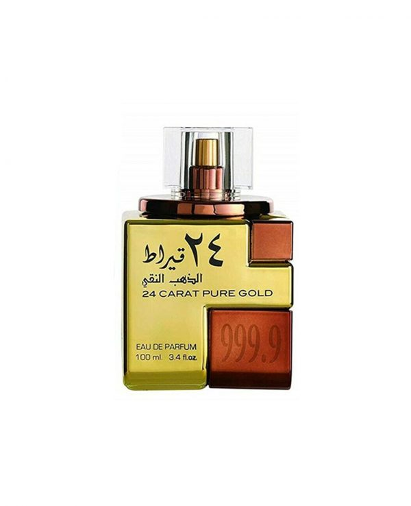 24 carat gold lattafa perfume-arabian oud perfume, arabic oudh, best arabic perfume for ladies, arabian oud perfume uk, fragrance, best arabian oud fragrance lattafa uk 3