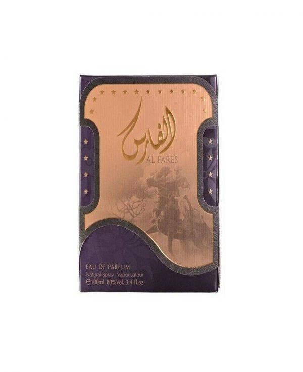 Al Fares Ard Al Zaafaran 100ml-arabian oud perfume, arabic oudh, best arabic perfume for ladies, arabian oud perfume uk, fragrance, best arabian oud fragrance