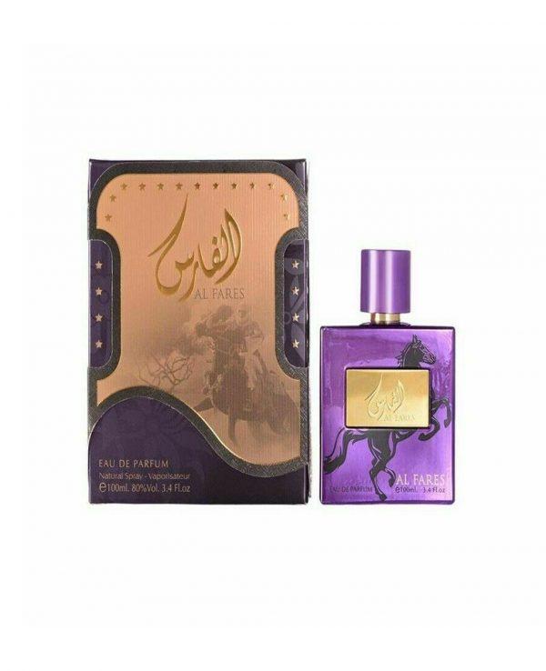 Al Fares Ard Al Zaafaran 2 100ml-arabian oud perfume, arabic oudh, best arabic perfume for ladies, arabian oud perfume uk, fragrance, best arabian oud fragrance