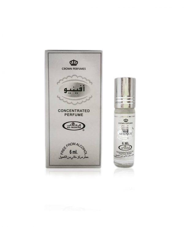 Avenue perfume oil 6ml roll on attar al rehab-al rehab concentrated perfume oil, best attar perfume oil, al-rehab crown roll on attar perfume oil, best arabic perfume oil
