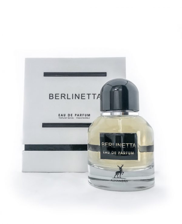 Berlinetta 100ml alhambra perfume arabian oud perfume, arabic oudh, best arabic perfume for ladies, arabian oud perfume uk, fragrance, best arabian oud fragrance, lattafa uk 2