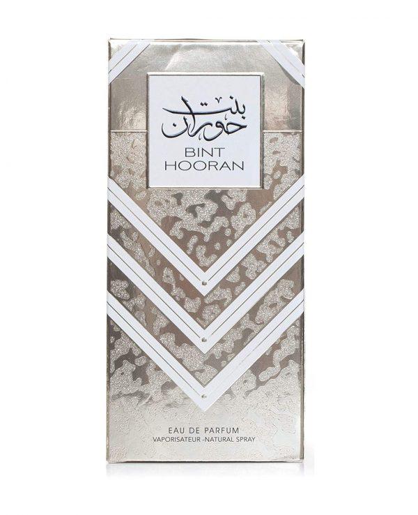 Bint Hooran 100ml Ard Al Zaafaran -arabian oud perfume, arabic oudh, best arabic perfume for ladies, arabian oud perfume uk, fragrance, best arabian oud fragrance, lattafa uk 3