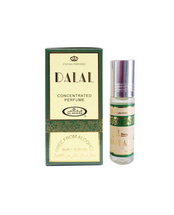 Dalal perfume oil 6ml roll on attar al rehab-al rehab concentrated perfume oil, best attar perfume oil, al-rehab crown roll on attar perfume oil, best arabic perfume oil