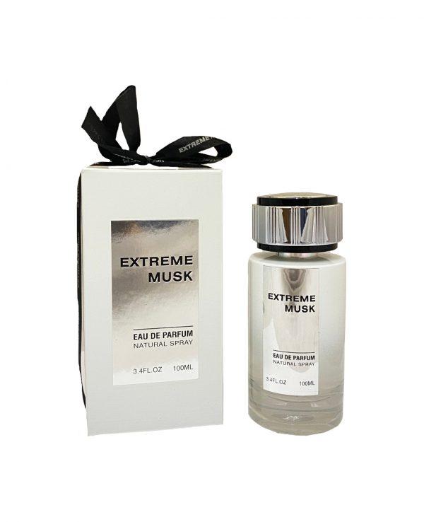 Extreme Musk 100ml perfume fragrance world-arabian oud perfume, arabic oudh, best arabic perfume for ladies, arabian oud perfume uk, fragrance, best arabian oud fragrance, lattafa uk