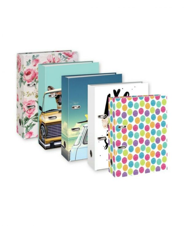Fashion Lever Arch -decorative lever arch files, lever arch file a4, ring binder a4