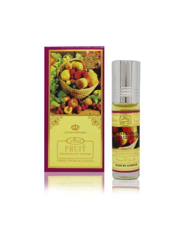 Fruit perfume oil 6ml roll on attar al rehab-al rehab concentrated perfume oil, best attar perfume oil, al-rehab crown roll on attar perfume oil, best arabic perfume oil