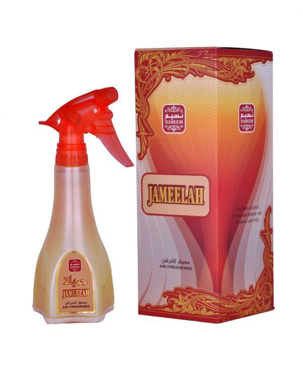 Jameelah Naseem Water Based Room Spray 2-arabic room spray, arabian oud room spray, oud home spray,  water based room spray, room spray formulation