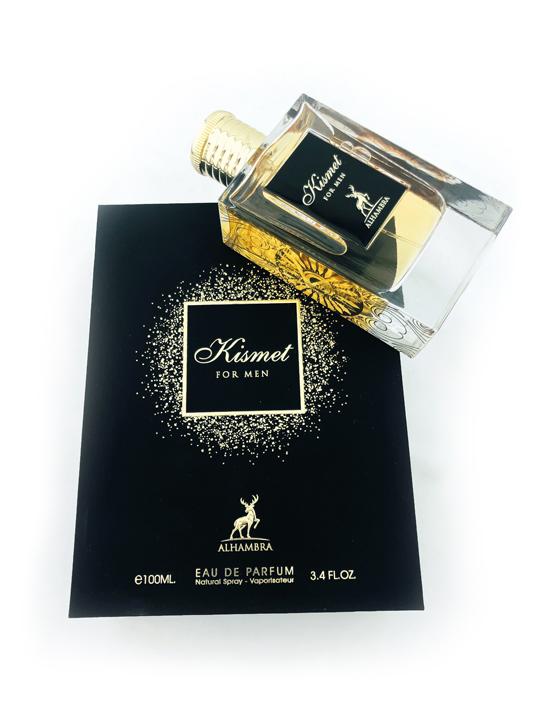 Kismet Men Alhambra Lattafa 2-arabian oud perfume, arabic oudh, best arabic perfume for ladies, arabian oud perfume uk, fragrance, best arabian oud fragrance, lattafa uk