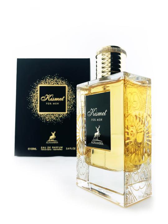 Kismet Men Alhambra Lattafa 4-arabian oud perfume, arabic oudh, best arabic perfume for ladies, arabian oud perfume uk, fragrance, best arabian oud fragrance, lattafa uk