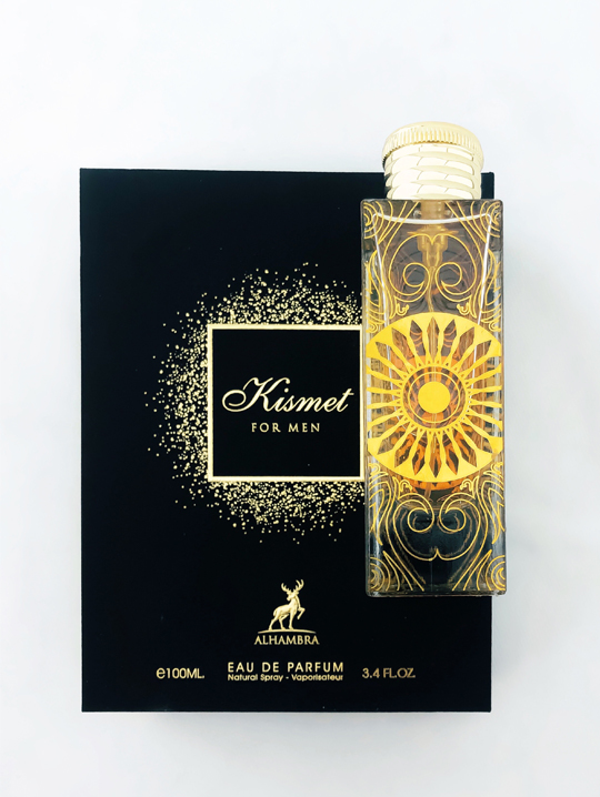 Kismet Men Alhambra Lattafa 5-arabian oud perfume, arabic oudh, best arabic perfume for ladies, arabian oud perfume uk, fragrance, best arabian oud fragrance, lattafa uk