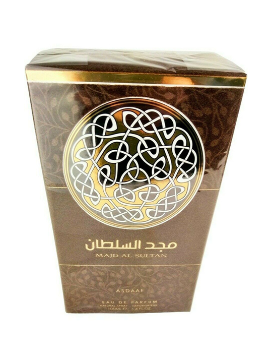 Majd Al Sultan Asdaaf Lattafa 2-arabian oud perfume, arabic oudh, best arabic perfume for ladies, arabian oud perfume uk, fragrance, best arabian oud fragrance lattafa uk