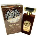 Majd Al Sultan Asdaaf Lattafa-arabian oud perfume, arabic oudh, best arabic perfume for ladies, arabian oud perfume uk, fragrance, best arabian oud fragrance lattafa uk
