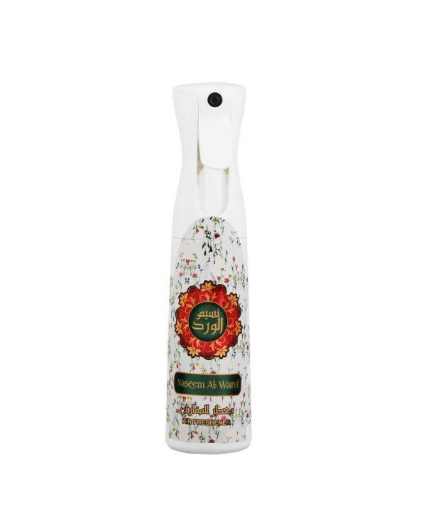 Naseem Al Ward Water Based Room Spray -arabic room spray, arabian oud room spray, oud home spray,water based room spray, room spray formulation, islamic air freshener, arabian oud air freshener 2