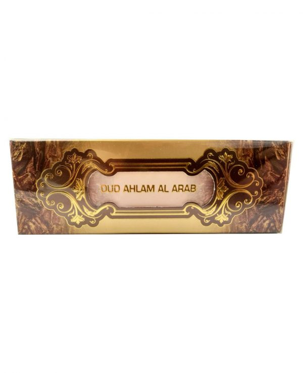 Oud Ahlam Al Arab -arabian oud perfume, arabic oudh, best arabic perfume for ladies, arabian oud perfume uk, fragrance, best arabian oud fragrance, lattafa uk
