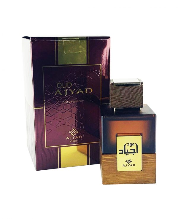 Oud Ajyad -arabian oud perfume, arabic oudh, best arabic perfume for ladies, arabian oud perfume uk, fragrance, best arabian oud fragrance lattafa uk