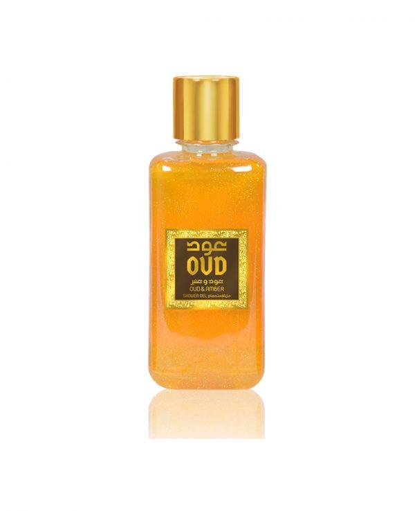 Oud Shower Gel Amber the luxury 2-arabic oudh, best arabic perfume for ladies, arabian oud perfume uk, best arabian oud fragrance, arabian oud shower gel, oud the luxury collection