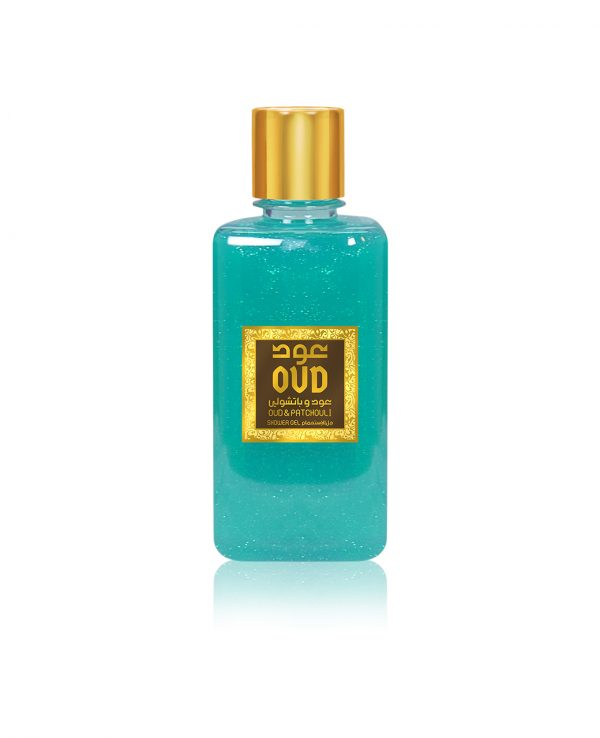 Oud Shower Gel Patchouli the luxury collection 2
