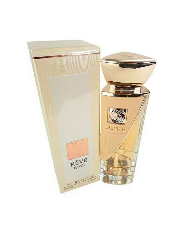Reve Rose vurv 2-arabian oud perfume, arabic oudh, best arabic perfume for ladies, arabian oud perfume uk, fragrance, best arabian oud fragrance lattafa uk