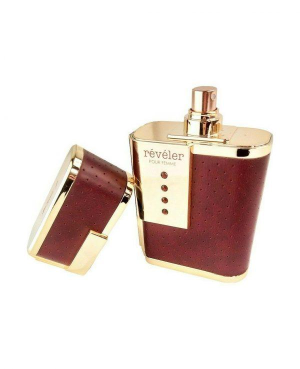Reveler Pour Femme Vurv 2-arabian oud perfume, arabic oudh, best arabic perfume for ladies, arabian oud perfume uk, fragrance, best arabian oud fragrance lattafa uk