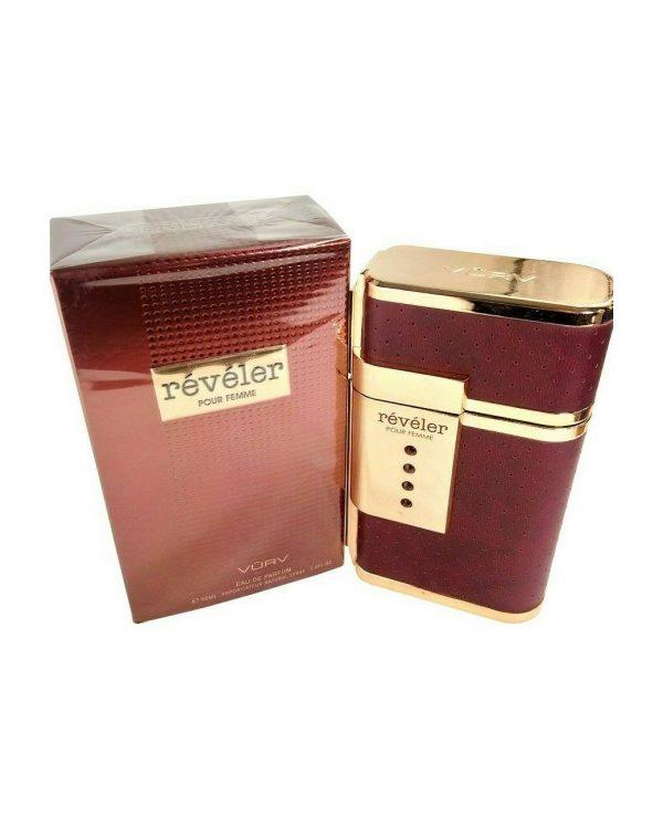 Reveler Pour Femme Vurv 3-arabian oud perfume, arabic oudh, best arabic perfume for ladies, arabian oud perfume uk, fragrance, best arabian oud fragrance lattafa uk