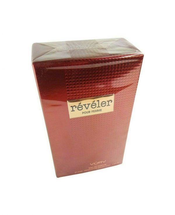 Reveler Pour Femme Vurv 4-arabian oud perfume, arabic oudh, best arabic perfume for ladies, arabian oud perfume uk, fragrance, best arabian oud fragrance lattafa uk