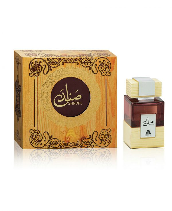 Sandal Anfar 100mlarabian oud perfume, arabic oudh, best arabic perfume for ladies, arabian oud perfume uk, fragrance, best arabian oud fragrance lattafa uk