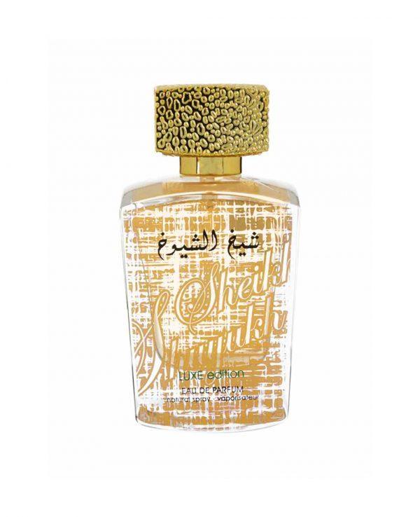 Sheikh Shuyukh Luxe 100ml 2- arabian oud perfume, arabic oudh, best arabic perfume for ladies, arabian oud perfume uk, fragrance, best arabian oud fragrance