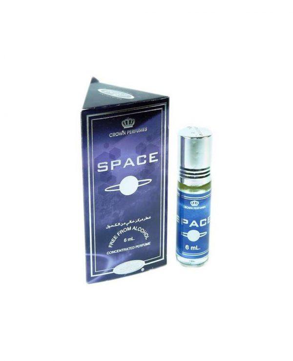 Space perfume oil 6ml roll on attar al rehab-al rehab concentrated perfume oil, best attar perfume oil, al-rehab crown roll on attar perfume oil, best arabic perfume oil