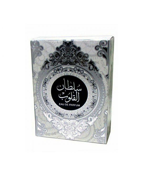 Sultan Quloob Silver Ard Al Zaafaran 2-arabian oud perfume, arabic oudh, best arabic perfume for ladies, arabian oud perfume uk, fragrance, best arabian oud fragrance lattafa uk
