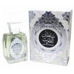 Sultan Quloob Silver Ard Al Zaafaran-arabian oud perfume, arabic oudh, best arabic perfume for ladies, arabian oud perfume uk, fragrance, best arabian oud fragrance lattafa uk