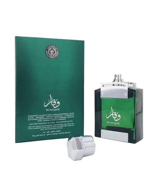 Waqar 100ml Ard Al Zaafaran-arabian oud perfume, arabic oudh, best arabic perfume for ladies, arabian oud perfume uk, fragrance, best arabian oud fragrance 3