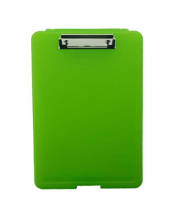 a4 clipboard storage box greenclipboard storage box, portable, box file