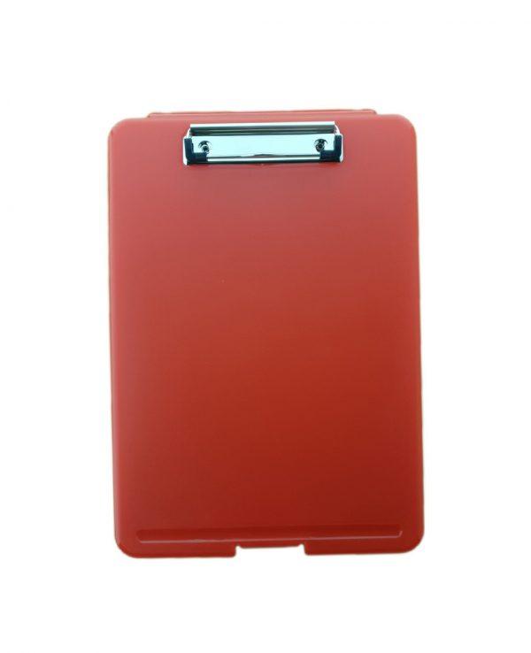 a4 clipboard storage box redclipboard storage box, portable, box file