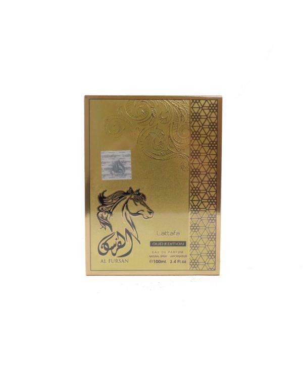 Al Fursan Oud Edition Perfume Fragrance 100ml Arabic Arabian Natural Spray Unisex Women Men Scent Amber Musky