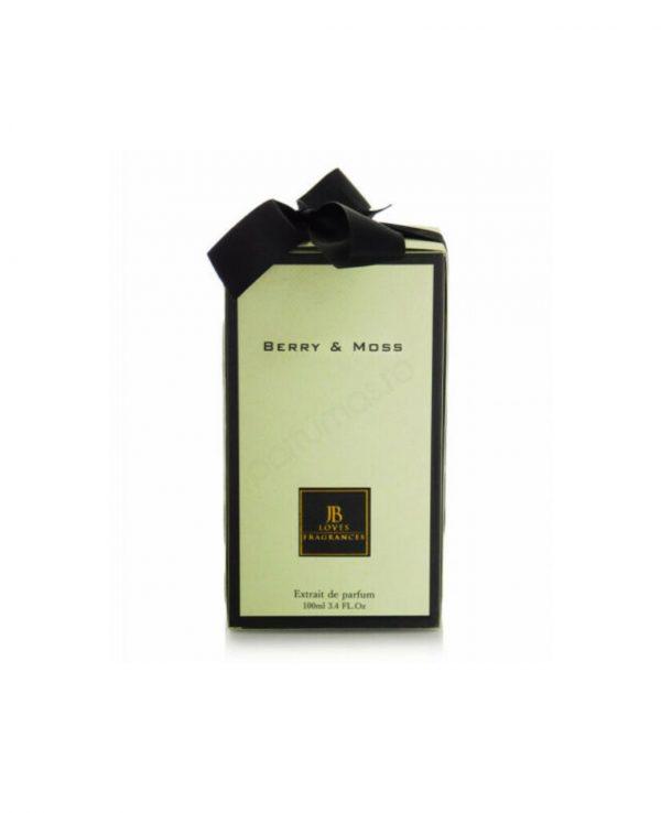 Arabic JB Loves Fragrances Berry Moss Perfume by My Perfumes 100ml EDP Arabian Spray Arabic Fragrance Unisex Men Women Amber Musky