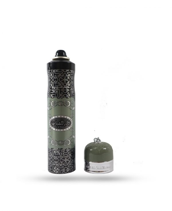 Dar Al Shabaab by Ard Al Zaafaran 300ML Arabic Arabian Air Freshener Fragrance Home Spray Fruity Woody